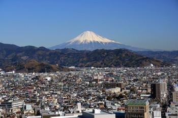 富士山静岡県庁2