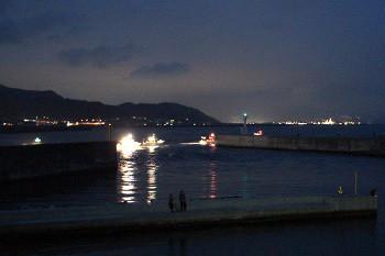 春漁最終日2