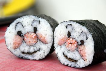 飾り巻き寿司7
