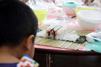 飾り巻き寿司5