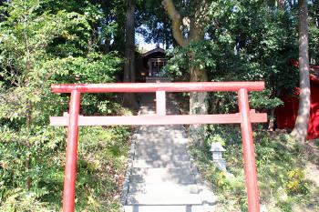 有東神社6