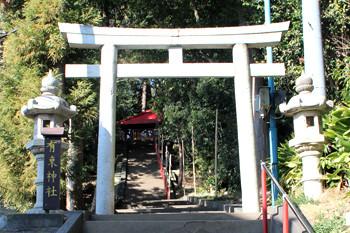 有東神社7