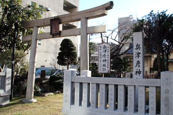 興津彦神社2