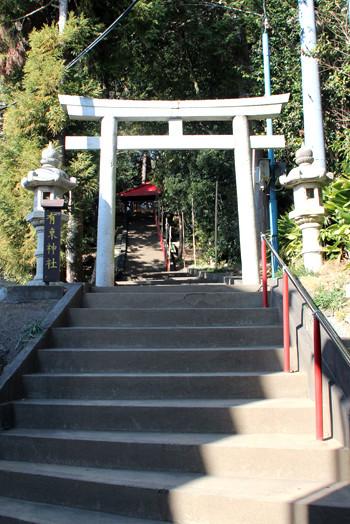 有東神社3