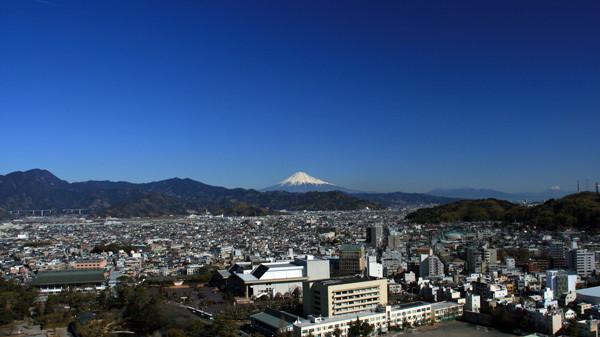 富士山静岡県庁1