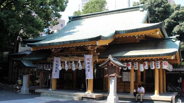 小梳神社1