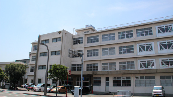 新通小学校1