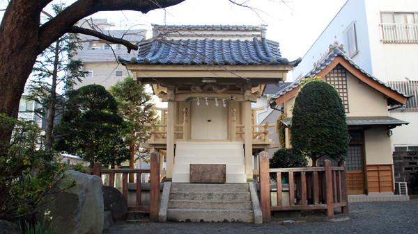 興津彦神社1